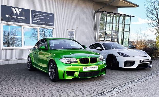 Wagenthaler Performance - Tuning von Porsche und BMW