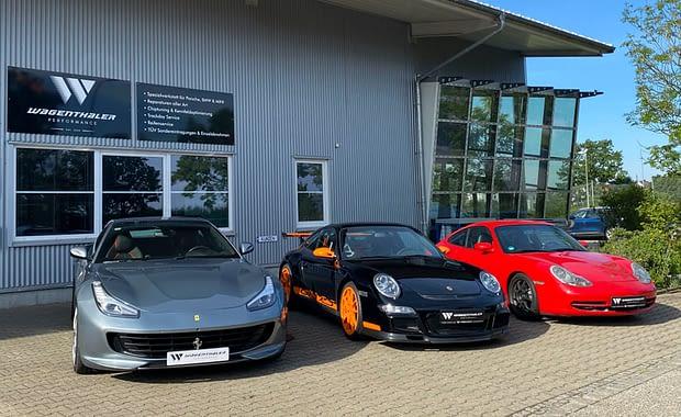 Wagenthaler Performance - Freie Porsche Werkstatt München